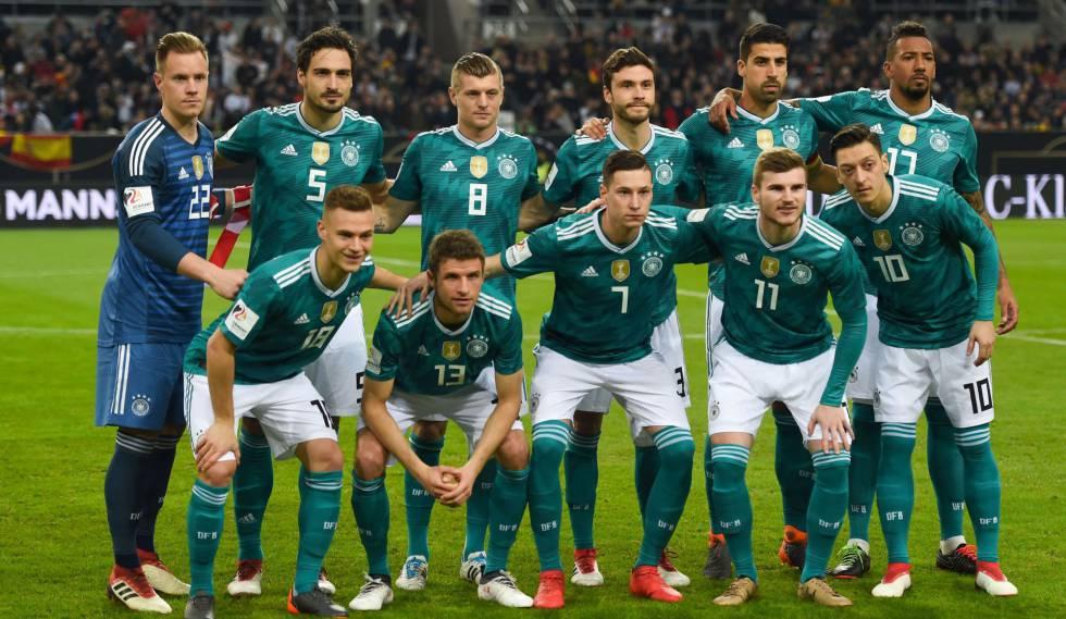 Özil, Müller, Ter Stegen e Khedira jogaram contra a Espanha, mas não devem enfrentar o Brasil.