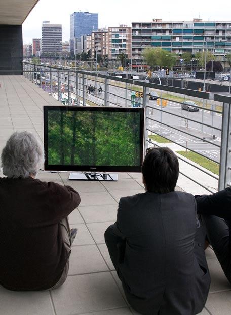 La reproducción de la imagen en la nueva generación de televisores aguanta la luz natural.
