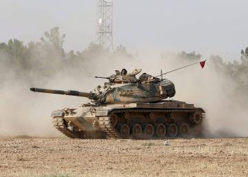 Objetivo, além de eliminar jihadistas e evitar a entrada deles em território turco, é impedir que as tropas curdas controlem essa localidade estratégica