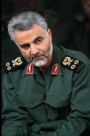 O general iraniano Qasem Soleimani, em foto sem data.