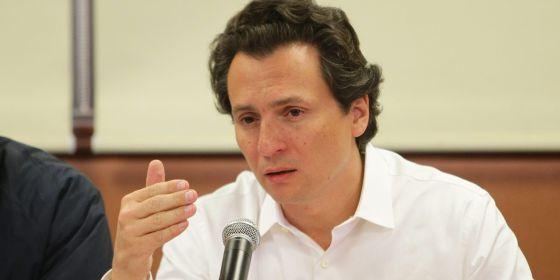 O diretor-geral da Pemex, Emilio Lozoya.