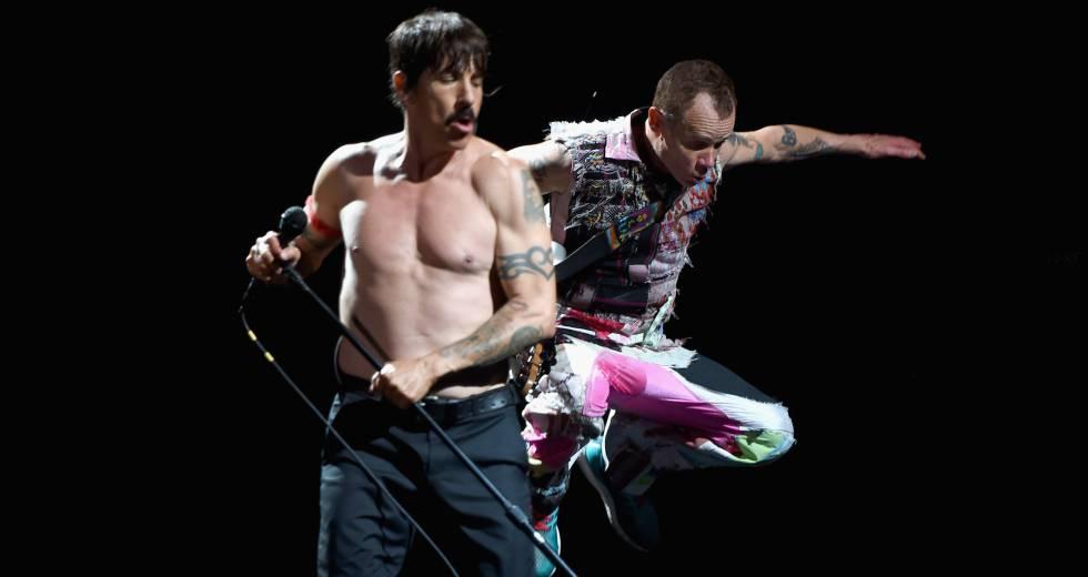Red Hot Chili Peppers em um festival neste ano: banda californiana é uma das atrações do Lolla no Brasil.