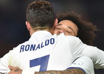 Time espanhol saiu na frente, levou a virada mas venceu com dois de Ronaldo na prorrogação