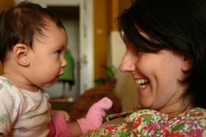 Ser madre en España