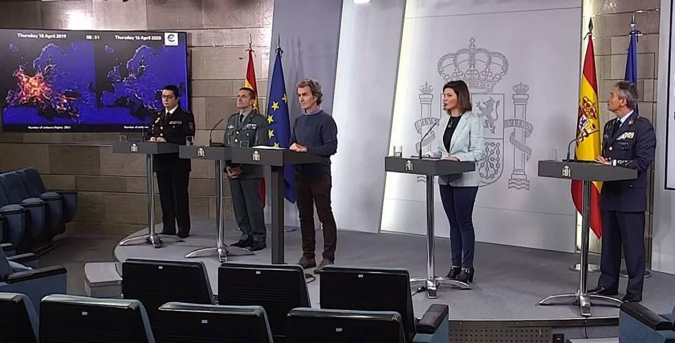 José Manuel Santiago: Tormenta política tras declarar un general ...