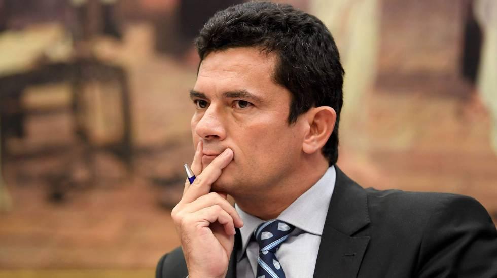 O juiz federal Sergio Moro, em evento na Câmara.