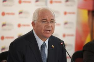 O vice-presidente econômico da Venezuela.