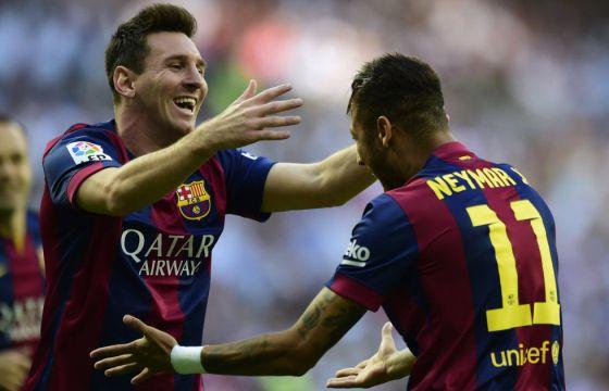 Messi é o favorito para ganhar a Bola de Ouro.