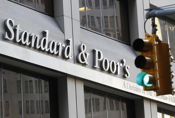 A sede da S&P, em Nova York.
