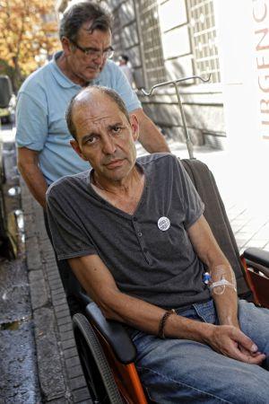 Ángel Vadillo lost 28 kilos.