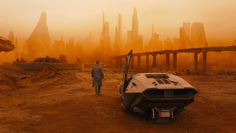 Cena de 'Blade Runner 2049'.