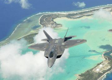 A Força Aérea procura controlar centenas de milhares de aves marinhas protegidas