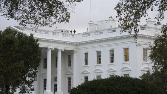 A Casa Branca, residência de Obama, presidente dos EUA.
