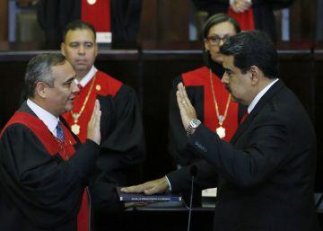 Juramento do presidente da Venezuela é celebrado sem representantes da UE, dos EUA ou do Grupo Lima, com exceção do México