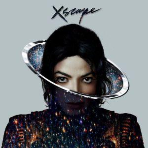 Michael Jackson, na imagem usada para a capa do disco.