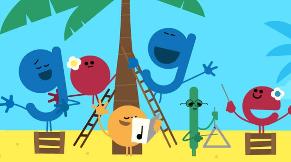 Doodle do Google.