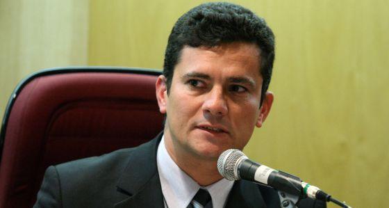 O juiz Sergio Moro, responsável pela Operação Lava Jato.