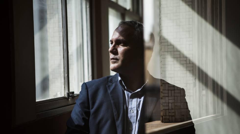 O advogado Jaime Fusco, que defende o traficante conhecido como Nem da Rocinha.