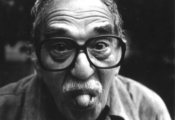 García Márquez em sua casa no México, em 2003 / Indira Restrepo