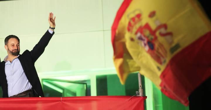 Sem barreiras, extrema direita espanhola potencializa salto - EL PAÍS Brasil