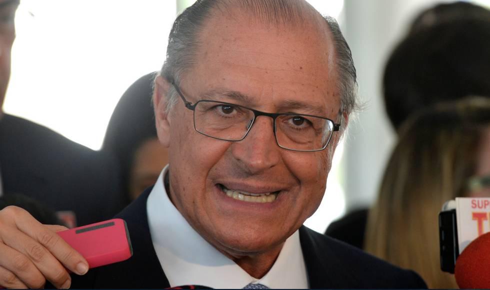 Geraldo Alckmin, pré-candidato do PSDB à presidência.