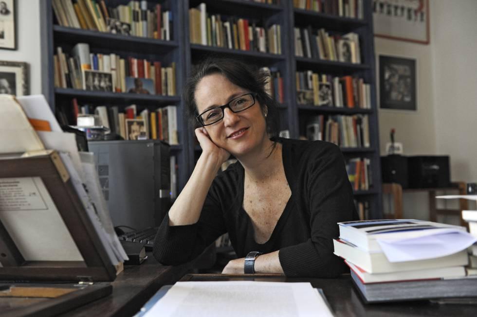 Marta Sanz en EL PAÍS
