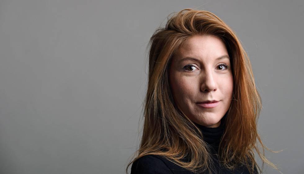 A jornalista sueca Kim Wall, de 30 anos.