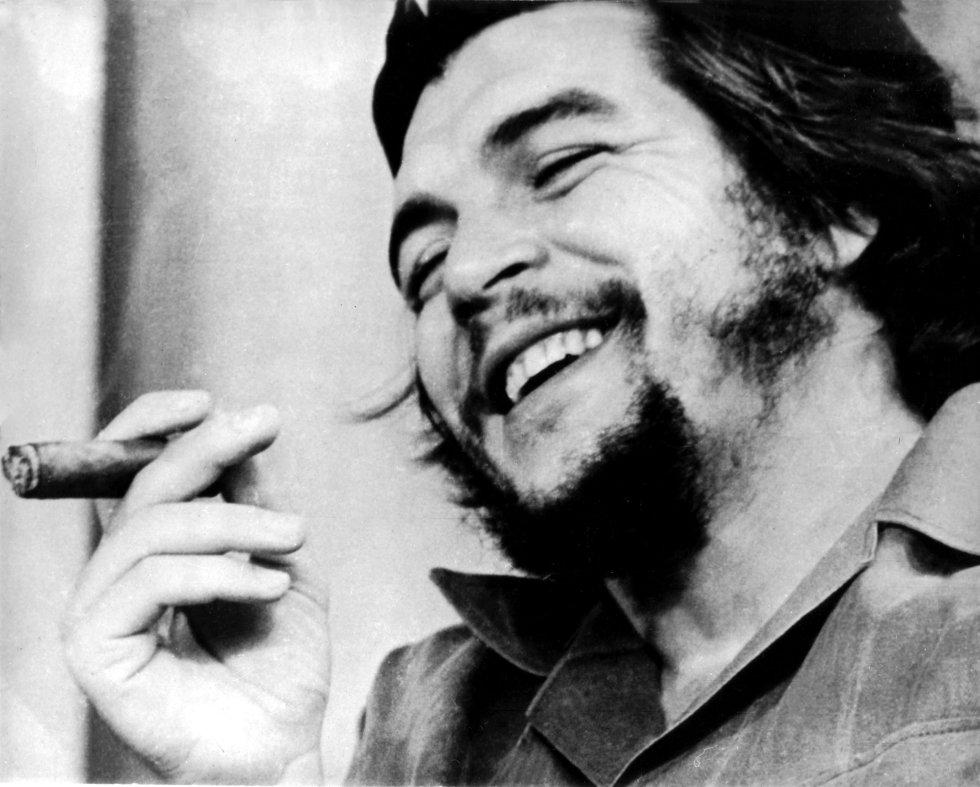 Retrato de Che Ernesto Guevara, em uma imagem sem data.
