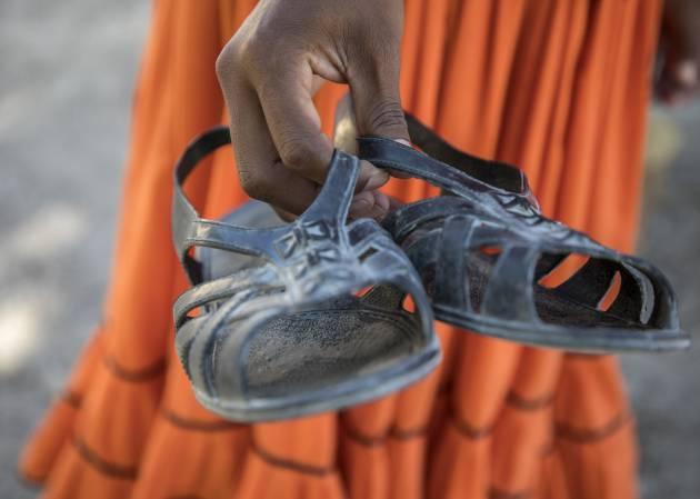 'Huaraches' as sandálias dos rarámuris