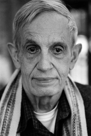 O matemático norte-americano John Nash.