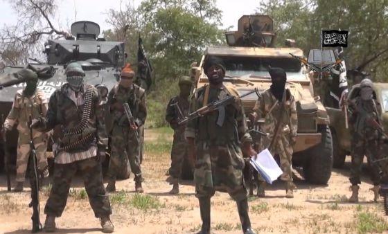Video difundido por Boko Haram.