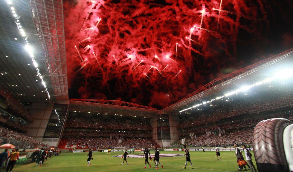 Futebol brasileiro está dividido.