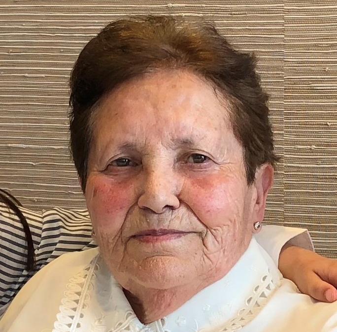 Aurora Ríos, muerta por coronavirus, en una foto cedida por la familia.