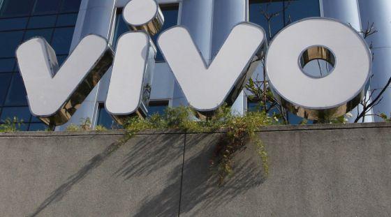 A sede de Vivo em São Paulo.