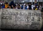 As ruas de Caracas voltaram a encher-se em um novo dia de protestos apesar dos sete dias de feriado pelo Carnaval