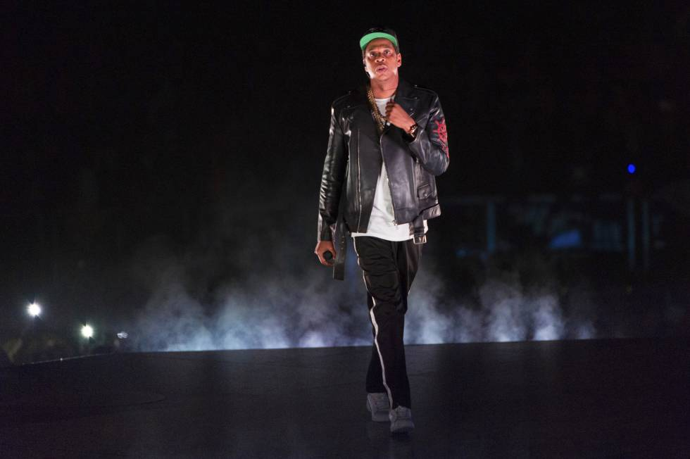 Jay-Z, no último domingo em Nova York.