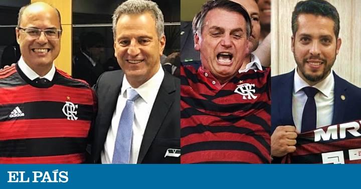 Como o Flamengo se tornou instrumento da extrema direita - EL PAÍS Brasil