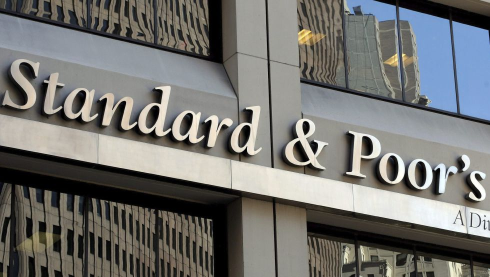 Fachada da Standard & Poor's em Nova York.