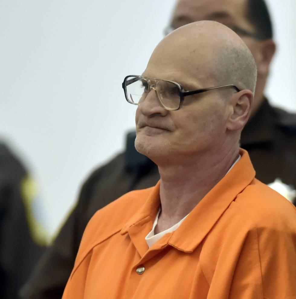 Lloyd Lee Welch Jr. no julgamento desta terça-feira.