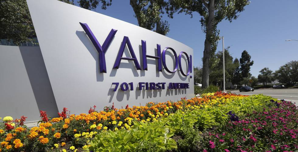 Sede do Yahoo na Califórnia.