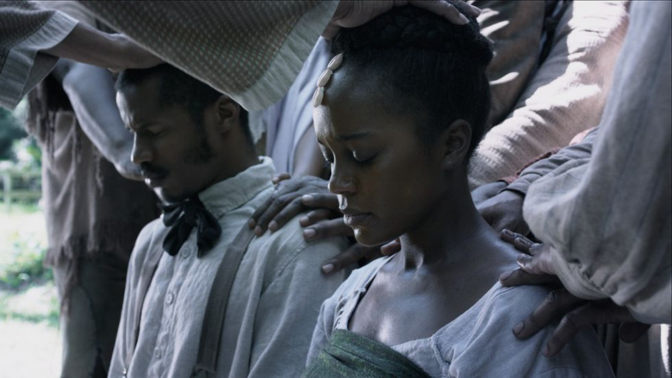 Nate Parker, ator e diretor, de 'The Birth of a Nation'