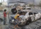 Militantes do Estado Islâmico do Iraque continuam com a ofensiva que já provocou o deslocamento de meio milhão de pessoas