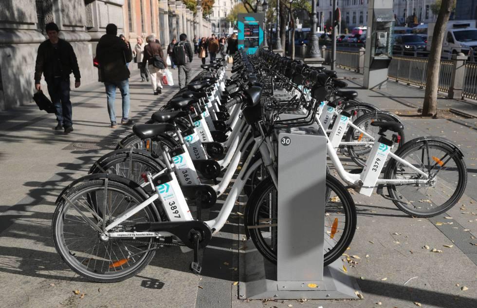 Estas son las 42 nuevas estaciones de Bicimad | Madrid | EL PAÍS