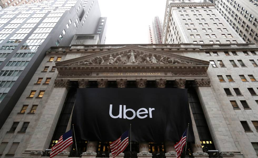 Brochura apresentada aos investidores da oferta da Uber