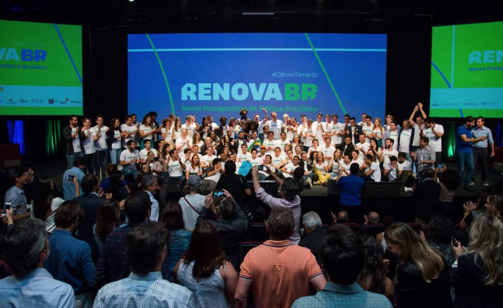 Evento do RenovaBR realizado em fevereiro.