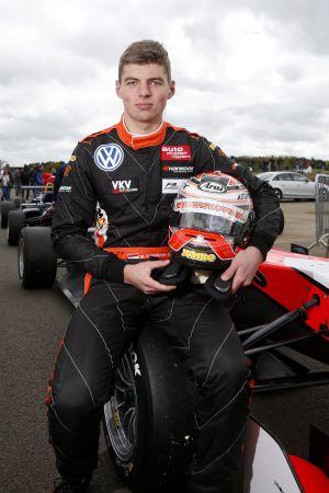 Max Verstappen, em abril passado.