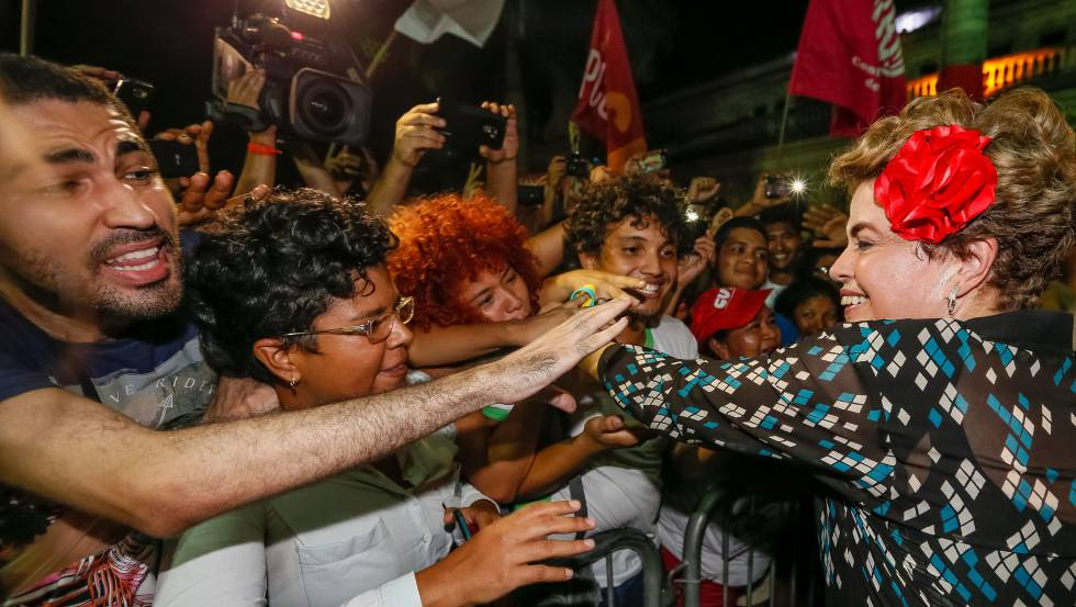 Dilma em Belém: vaquinha para viagens da 'Jornada pela Democracia'.