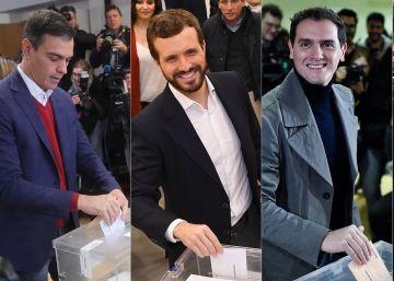 Com 97% das urnas apuradas, o PSOE, do primeiro-ministro Pedro Sánchez, vence as eleições. Ultradireitista Vox avança e se torna terceira maior força do Congresso