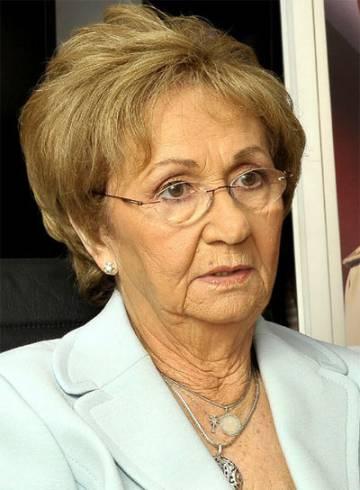 Juanita Castro, em uma imagem de 2009.