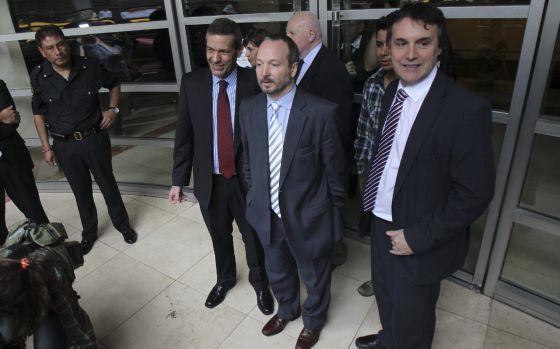 A Autoridade Federal de Serviços de Comunicação Audiovisual, Martín Sabbatella.